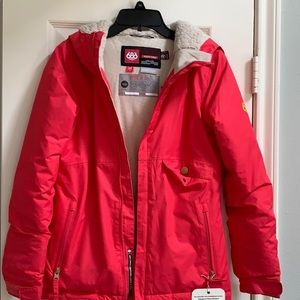 Other - Hot Pink SZ MEDIUM girls ski jacket